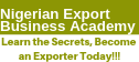 Export Business Training